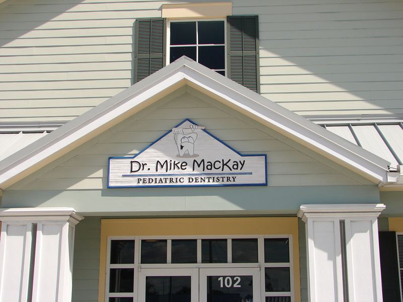 Dr. Mike Mackay Office